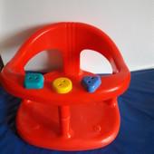 Стульчик для купания Geoby (Красный)