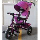 Детский трехколесный велосипед Tilly Trike T-364