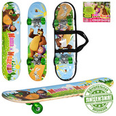 Детский скейт MM 0009. Акция