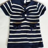 Платье-туника (6-9мес)