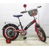 Велосипед Tilly Пожежник 16 T-21627
