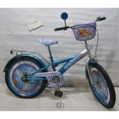 Велосипед Tilly Авіатор 20 T-22024