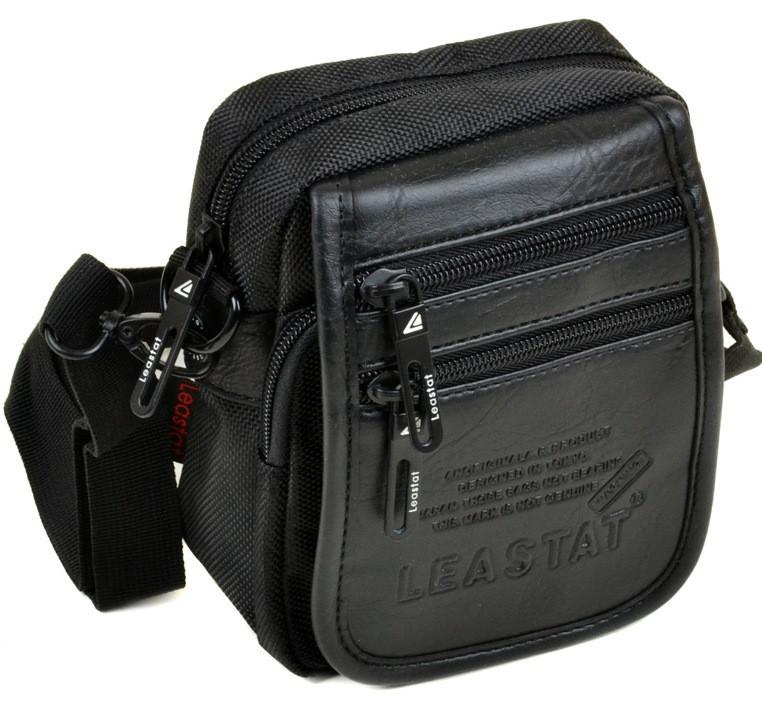 3ab812a8c656 Мужская сумка барсетка планшет leastat в наличии разные модели, цена ...