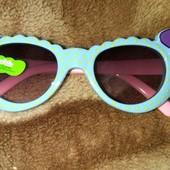Солнцезащитные очки для девочки 1-2 года
