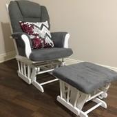 Шикарное кресло для кормящих мам( или)