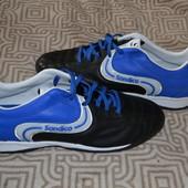 новые футбольные кроссовки Sondico кроссовки футзалки кожа 29.5 см стелька