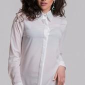 Размер 42-48 Женская шифоновая блуза