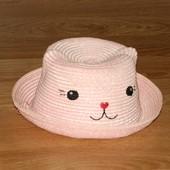H&M (50-51 объем) Соломенная шляпа для девочки