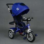 Бест Трайк 5388 надувные колеса новинка трехколесный Best Trike новинка