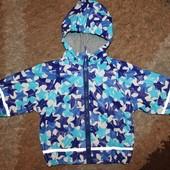Куртка деми на мальчика 86-92 р