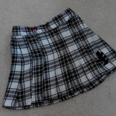 Шикарная, теплая юбка Disney Minnie от H&M на девочку 3-4 года
