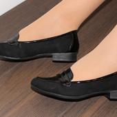 Туфли на маленьком каблуке Н7337