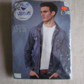 Джинсовая мужская куртка с Германии 48
