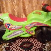 мотоцикл беговел