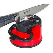 Точилка для ножей-незаменимая вещь на кухне! На вакуумной присоске!