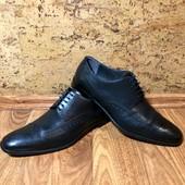 Кожаные туфли Hugo Boss оригинал