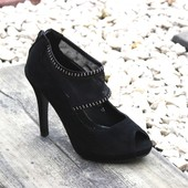 Туфли сетка Т97