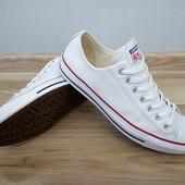 Converse Optical White Low Leather, 42,5-43р, кожа, оригинал, состояние 5