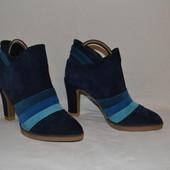 замшевые ботинки Brooksfield, р. 37