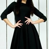 Элегантное женское платье весна-лето