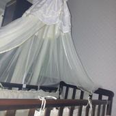 Детская кроватка Верес Соня ЛД12 (маятник