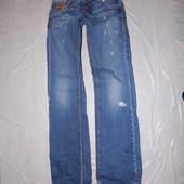 Miss Sixty оригинал! S-M, поб 46-48, джинсы бойфренды супер!