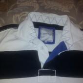 Крутейшая рубашка поло исключительного качества р-р 52-54 в идеальном состоянии
