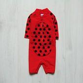 Яркий купальный костюм для модницы. TU. Размер 6-9 месяцев. Состояние: отличное