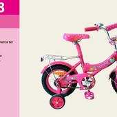 Детский велосипед Spring 171228 12д.