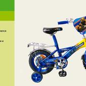 Детский велосипед Оптимус Прайм 171224 12д.