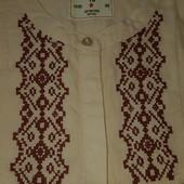 Блуза Primark с вышивкой на 9-10 лет