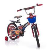 Детский двухколесный велосипед Mustang - Pilot Тачки (14 дюймов)