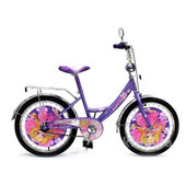 """Детский двухколесный велосипед Mustang -""""Принцесса"""" (14 дюймов)"""