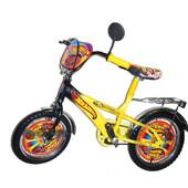 Детский двухколесный велосипед Mustang Hotwheels 14-дюймов