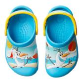 Оригинальные Crocs Frozen Olaf Clog унисекс 27-28, 29-30