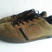 Замшевые кроссовки Vans 44 р.