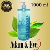 1 литр Интимный лубрикант на водной основе «Adam & Eve» (1000 мл)