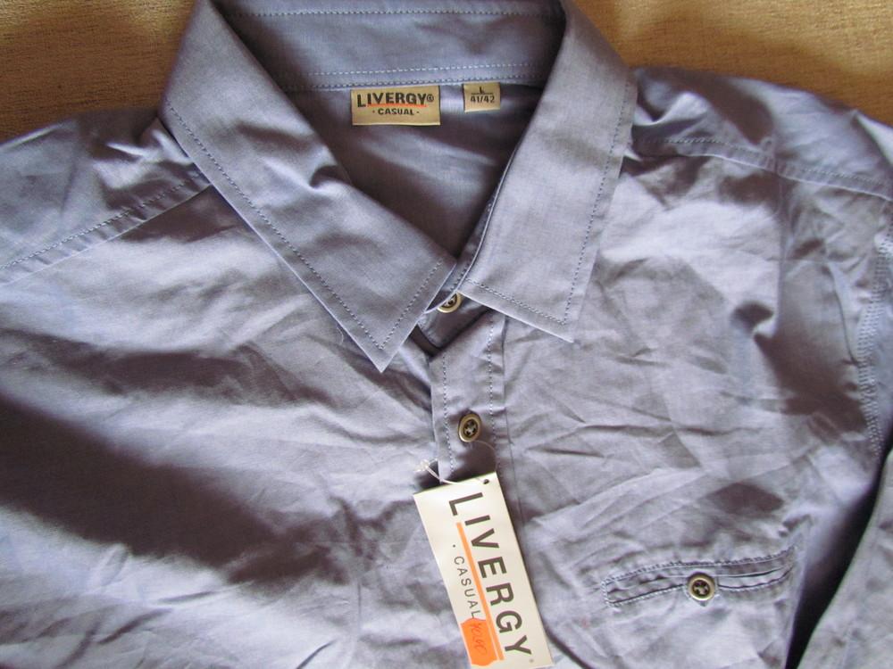 Рубашка мужская L с Германии фото №1
