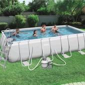 Каркасный бассейн Bestwey 56390 (для всей семьи)