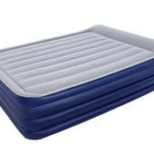 Кровать надувная двухспальная Bestway 67528(203х152х56)