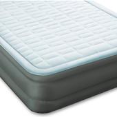 Двуспальная надувная кровать Intex 152х203х46см (со встроенным насосом 220В) 64486