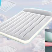 Кровать надувная со встроенным насосом Bestway 67464 Aerolax Double