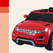 Детский электромобиль Range Rover J1744