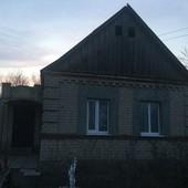 Дом в селе Новоеленовка 10 км от Запорожья