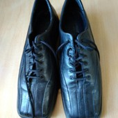 ботинки,туфли кожа Salamander Sportiv 41,42р.