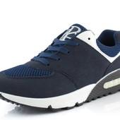 Удобные спортивные мужские кроссовки!