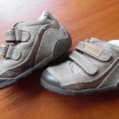 Кожаные туфли ботинки Chicco оригинал 19-20р 12 см