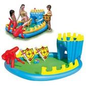 """Детский надувной игровой центр """"Осада замка"""" 52169 Bestway"""