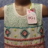 Красивая блузка для девочки от George. Размер на выбор