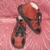 Ботинки кожаные зимние Rieker. Германия